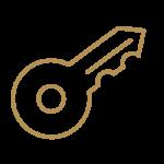 Bilde av en nøkkel